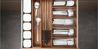 Knife And Fork Drawer Insert Flexible Drawer Equipment