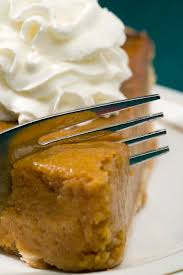 Crustless Pumpkin Pie by Recipes Pies
