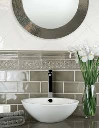bathroom ideas subway tile collection materials marketing