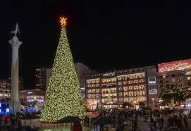 san francisco tree lighting 2017 2017 san francisco tree lighting christmas holiday events