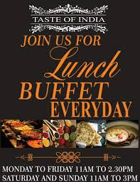 Sunday Brunch Buffet St Louis by Taste Of India St Louis Park Mn 952 541 4865