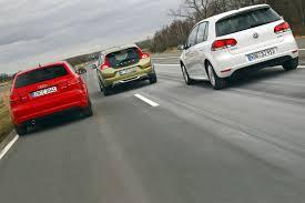 volvo c30 vs audi a3 diesel test audi a3 1 6 tdi volvo c30 1 6d drive und vw golf 1 6