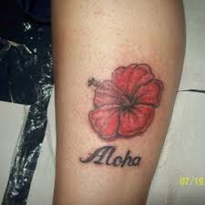 tribal hibiscus flower tattoos meaning lovely hibiscus tattoo