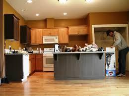 kitchen paint color ideas with oak cabinets kitchen paint colors with oak cabinets photos ideas