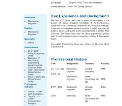 resume format for engineering students in word resume imageesult for mechanical engineering studentesumes format