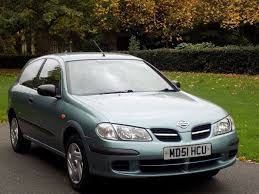 nissan almera 2002 2002 nissan almera e model 3 door hatchback cheap and reliable