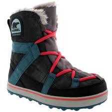 s waterproof boots uk womens sorel glacy explorer shortie waterproof winer warm