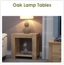 Oak Table Lamp Oak Lamp Table Oak Side Table Furniture Plus