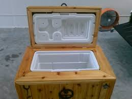 Patio Ice Cooler by Diy Pallet Outdoor Ice Chest 99 Pallets