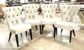 Dining Room Wingback Chairs Dining Room Wing Chairs In The Dining Room High Wing Back Dining