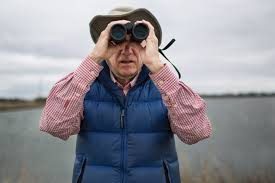 the art of looking a day with the king of texas birding