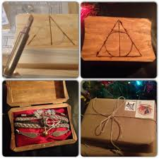 harry potter gift i made this harry potter jewelry box for u2026 flickr