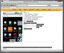 Here Maps Android Mit Webkey Android Handys über Den Browser Steuern U203a Linux Und Ich