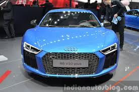 audi r8 headlights 2016 audi r8 to launch in india in early 2016