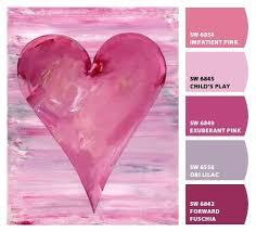 Pink Color Scheme 139 Best палитры Images On Pinterest Colors Color Balance And