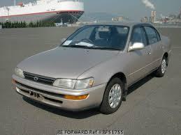 toyota corolla sedan 1993 used 1993 toyota corolla sedan lx limited e ee101 for sale bf51755
