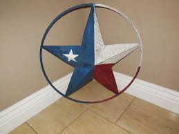Texas Flag Decor 24