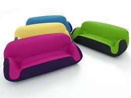 canap gonflable 1 canapé gonflable coloré pour votre salon