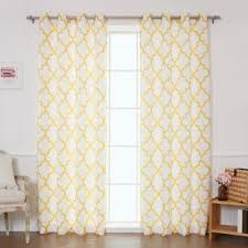 Yellow Sheer Curtains Yellow Gold Curtains Drapes Birch