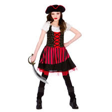 pretty pirate fancy dress