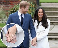 diana engagement ring meghan markle s engagement ring sparkles with diana s diamonds