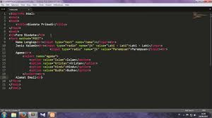 membuat form input menggunakan html membuat form input dengan html cara mudah membuat website part 2