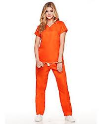 Womens Prisoner Halloween Costume Cops U0026 Convicts Womens Costumes Spirithalloween