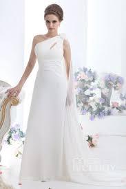 Chiffon Wedding Dresses Beach Wedding Dresses For Destination Weddings Cocomelody Com