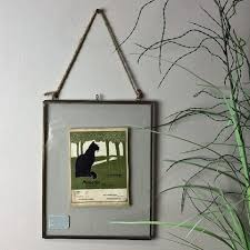 wall art picture frames shabby chic photo frames the farthing