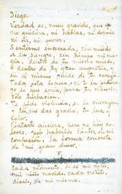 frida kahlo u0027s passionate hand written love letters to diego rivera