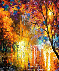 135 best pinturas a espátula images on pinterest painting oil