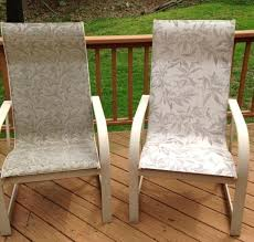 Sling Replacement For Patio Chairs New Replacement Patio Chair Slings For Chair Patio Furniture