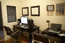 Ideas For Office Space Home Office For Two Design Ideas Best Home Design Ideas