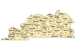 Virginia Map Counties by Wims County Id Maps