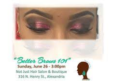 makeup schools in va makeup not just hair salon and boutique in alexandria va not
