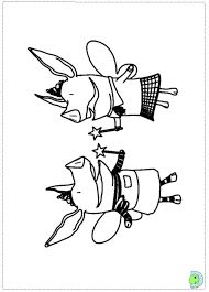 olivia pig coloring pages kids coloring