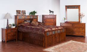 Rustic Bedroom Furniture Sets by Exquisite Log Cabin House Interior Bedroom Ideas With Rustic