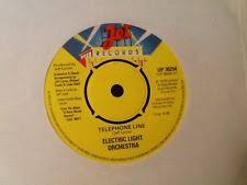 Electric Light Orchestra Telephone Line Electric Light Orchestra 1970s Pop 7