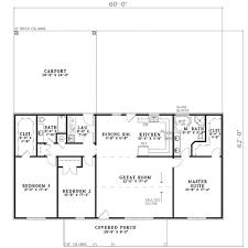 2400 sq ft house plan 100 house plans 1800 sq ft wide corridor plan plot area square