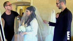 wedding dress kanye how and kanye wedding cost 12m daily mail