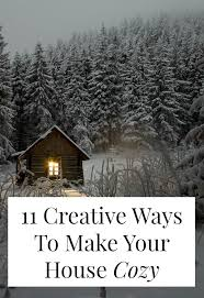 How To Make A House Cozy Best 25 Cozy Home Decorating Ideas On Pinterest Living Room
