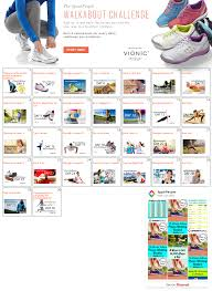Challenge Do U Tie It Step Into Shape With The 30 Day Walkabout Challenge Sparkpeople