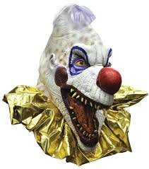 latex masks halloween klownzilla mask halloween costume mask u0026 scary rubber latex masks