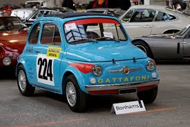 opel rat file bonhams the paris sale 2012 fiat abarth 595 saloon 1965