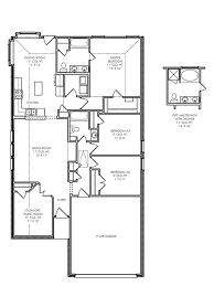 new single story house plans in houston tx the leeds at imperial