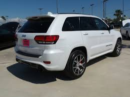 jeep grand cherokee srt white 2017 new 2017 jeep grand cherokee srt sport utility in port lavaca