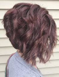 stacked in back brown curly hair pics 30 best stacked hairstyle ideas