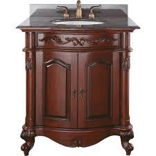 35 Bathroom Vanity Avanity Provence 31 In W X 22 5 In D X 35 In H Vanity In