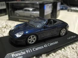 porsche 4s cabriolet 1 43 minichamps porsche 911 4s cabriolet 2003 diecast ebay