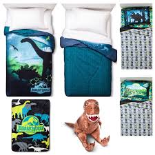 amazon com universal jurassic world 6 piece bed in a bag twin